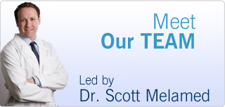 Meet Our Team Lead By Dr. Scott Melamed, D.P.M.